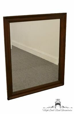 CRESENT Solid Cherry 33x39 Dresser / Wall Mirror