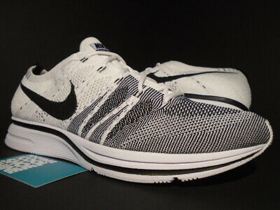 f765ff5888610 NIKE FLYKNIT TRAINER OG SUNSET TINT BLACK WHITE AH8396 600 sz 12 ...