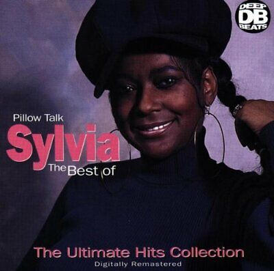 Sylvia - Pillow Talk - Sylvia CD 4MVG The Cheap Fast Free Post The Cheap Fast