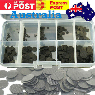 100x Keypad Repair Kit Remote Control Conductive Rubber Buttons pads,1.5mm~10mm