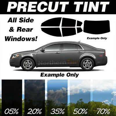 TINTGIANT PRECUT FRONT DOORS WINDOW TINT FOR FORD F-350 CREW 99-07