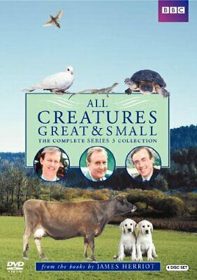 All Creatures Great & Small 3 [DVD] [Region 1] [US Import] [NTSC] -  CD XALN The