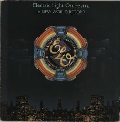 Electric Light Orchestra A New World Record Dutch vinyl LP album record