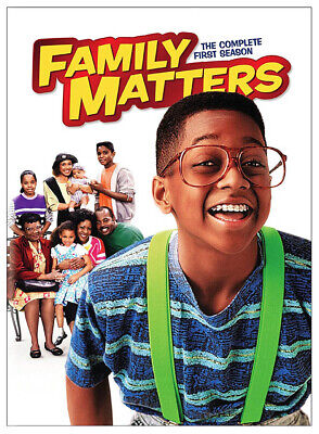 Family Matters - The Complete (1St) First Season (Keepcase) (Boxset) (Dvd)