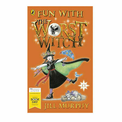 Jill Murphy Fun with The Worst Witch (World Book Day) Paperback NEW