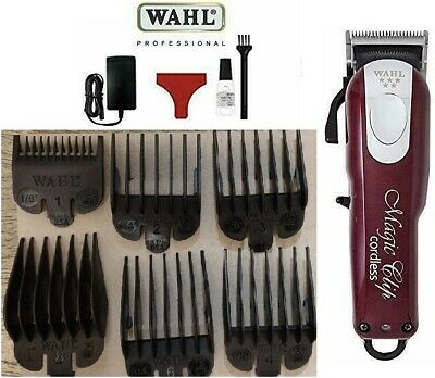 Wahl Hair Trimmer Magic Clip Cordless 08148-016/Stagger - Tooth Blade