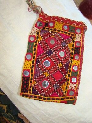 Indian Handmade Vintage Banjara Tribal HO BO Hippie Gypsy Ladies Bag Purse