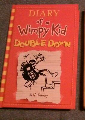 BOOK 11: Diary of a Wimpy Kid DOUBLE DOWN : Jeff Kinney. 2016