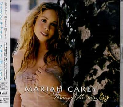 "Through The Rain Mariah Carey Japanese CD single (CD5 / 5"") promo UICL-5010"