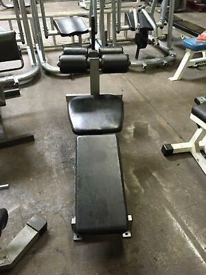 Hammer Strength Multi Adjustable Bench 599 99 Picclick