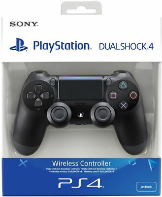 2019 Hot Official Sony PlayStation CONTROLLER PS4 DUALSHOCK 4 BLACK V2 New