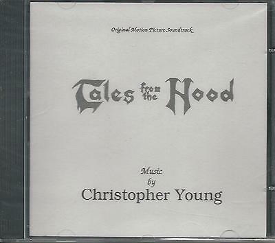 TALES FROM THE HOOD / Christopher Young / Rare CD Promo Score SEALED