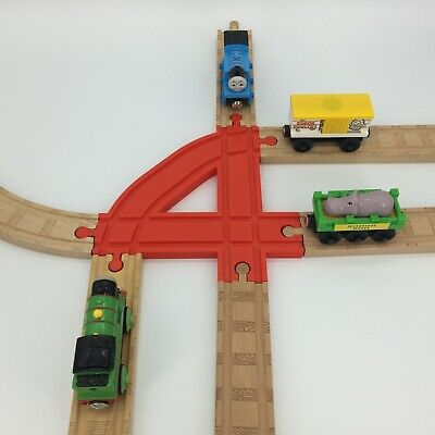 "IKEA Pick Your COLOR! Brio The ""Yard-Master"" 5-Way Switch Track for Thomas"