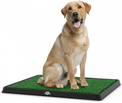 Artificial Grass Bathroom Mat Puppies Small Pets Potty Trainer Indoor