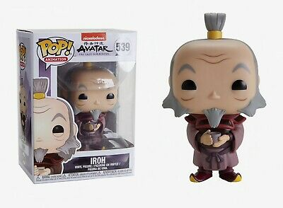 Funko Pop Animation: Avatar the last Airbender - Iroh Vinyl Figure Item #36467