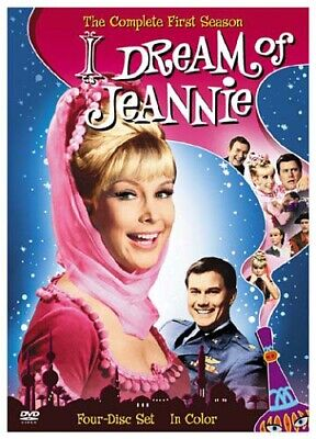I Dream Of Jeannie - The Complete First Season (Color Cover) (Boxset) (Dvd)