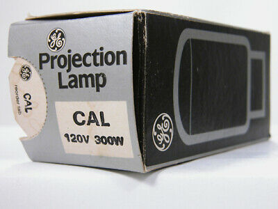 GE Projector Lamp Bulb DEP 750W 120V Made in USA New Old Stock