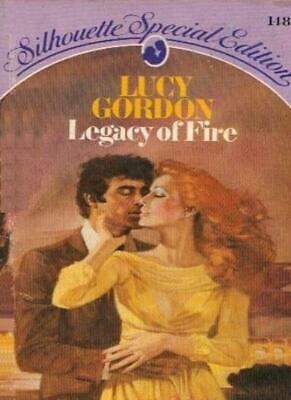 Legacy of Fire-Lucy Gordon