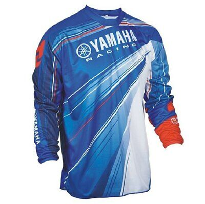 Yamaha Motocross Enduro Trials Shirt Jersey Xl New In Pack