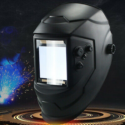 AU Solar Power Auto Darkening Welding Helmet Arc Tig Certified Mask Grinding