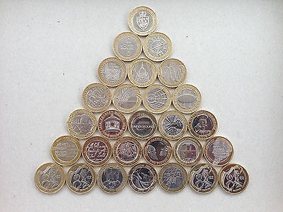 £2 Coins Various Types Including Rare Olympic - Commonwealth Two Pound Coins