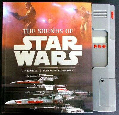 The Sounds of Star Wars book: electronic effects, audio design behind the scenes
