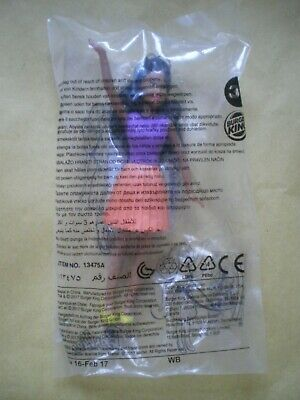 Burger King Toy - Barbie, New And Sealed, 2017