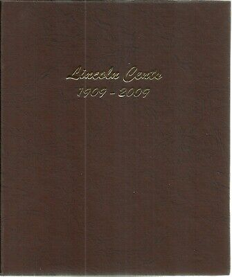 1909-2019d Lincoln Wheat Cent Collection In Dansco Album missing 5   *67