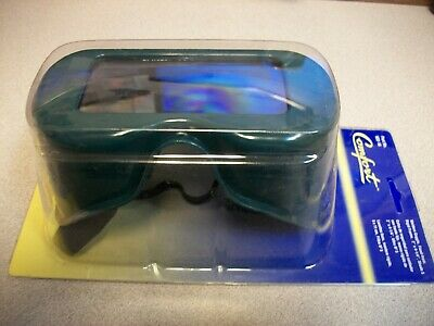 Comfort 932-16 Welders Goggles With Rigid Frame Shade 5