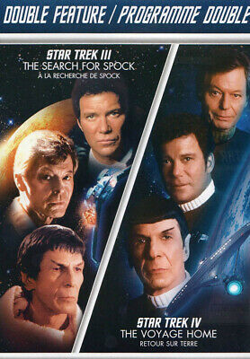 Star Trek Iii - The Search For Spock / Star Trek Iv - The Voyage Home (Dou (Dvd)