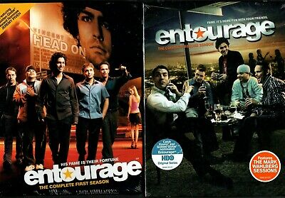 ENTOURAGE HBO COMPLETE First 1st Season 1 One (DVD