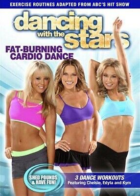 Dancing With The Stars - Fat Burning Cardio Dance (Lionsgate) (Dvd)
