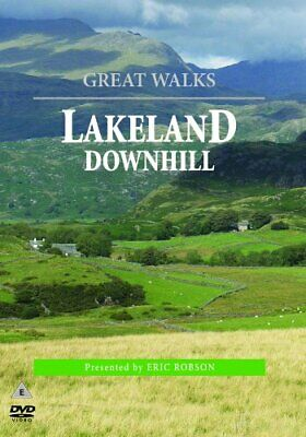 Great Walks, Lakeland Downhill [DVD] -  CD NMVG The Fast Free Shipping