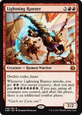 NEW 4x Untethered Express MTG Aether Revolt