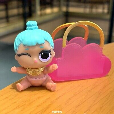 With bag LOL Surprise LiL Sisters L.O.L. GENIE rare SERIES 2  dolls toys