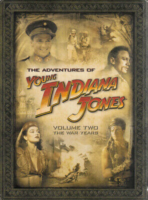 The Adventures Of Young Indiana Jones, Volume Two - The War Years (Boxset) (Dvd)