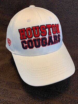low priced d4f45 d28ad Houston Cougars Ncaa Top Of The World Teamwork Hat Cap Adj Snapback Osfm Nwt