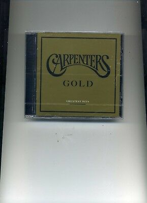 Carpenters - Gold - Greatest Hits - New Cd!!