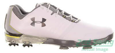 b4a006df293d4c New Mens Golf Shoe Under Armour UA Match Play 11.5 White Grey MSRP  170