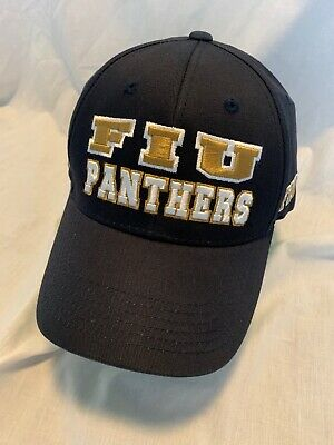 sports shoes 8908b c4160 Florida International Ncaa Top Of The World Teamwork Hat Adj Snapback Osfm  Nwt