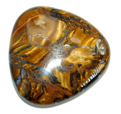 Natural Amazing golden tigers's eye 26.5ct loose stone from SilverRush Style