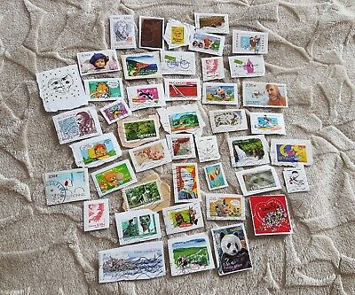 Lot de timbres oblitérés France  🇫🇷