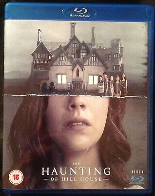 The Haunting Of Hill House Blu-ray