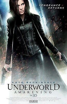 Underworld movie poster (b) : 11 x 17 inches Kate Beckinsale Poster - Awakening