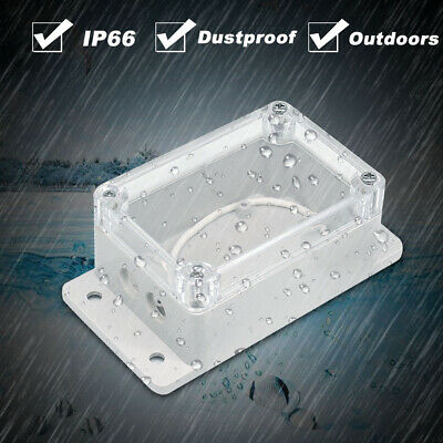 IP66 Outdoor Switch Junction Box Case For SONOFF Smart Switch Waterproof W9X9
