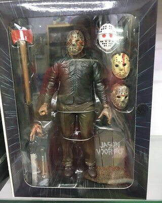 """Friday The 13th Part 5 Jason Voorhees 7"""" Action Figure 2017 Scale 1:12"""