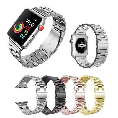 38/42mm Stainless Steel Band Link Strap Bracelet for iWatch Apple Watch 1/2/3/4