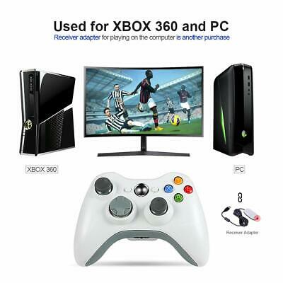 New 2.4GHz Wireless Gamepad for Xbox 360 Game Controller Joystick