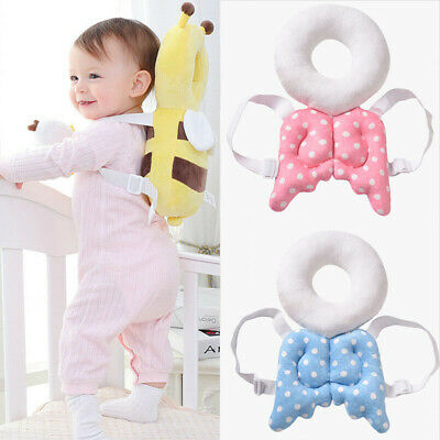 Infant Baby Toddler Safety Headrest Pillow Head Protection for Walking, Crawling