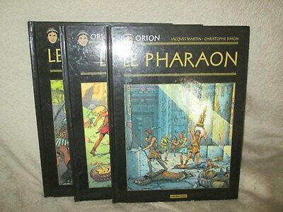Lot 3 tomes Orion
